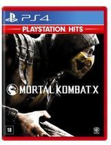 Mortal Kombat X (Playstation Hits) - PS4 - Wb Games