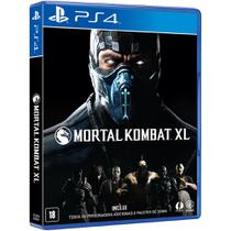 Mortal Kombat Xl - Ps4 - Netherrealm studios