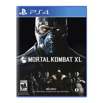 Mortal Kombat Xl - Ps4 - Sony