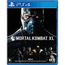 Mortal Kombat XL - PS4 - Warner bros