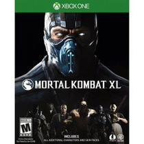 Mortal Kombat Xl - Xbox-One - Microsoft