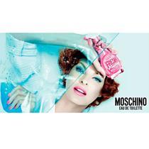 Moschino Pink Fresh Couture Eau de Toilette - Perfume Feminino 100ml -