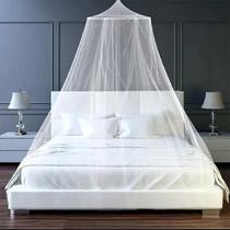 Mosquiteiro Tela De Teto Protetor Casal Solteiro Berço - Spm