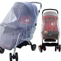Mosquiteiro Tela Para Carrinho De Bebê Proteção De Insetos - Smobybaby