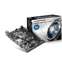 MOTHERBOARD ASROCK H81M-HG4 INTEL LGA 1150 mATX DDR3 -