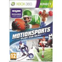 Motion Sports Play For Real - XBOX 360 - Ubisoft