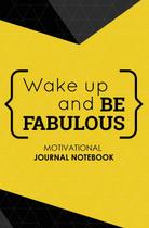 Motivational Journal Notebook - Engaged living books -