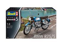 Moto BMW R75 / 5 - Escala 1/8 - REVELL -