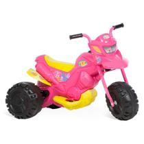 Moto Elétrica - 6V - XT3 Fashion - Rosa - Bandeirante -