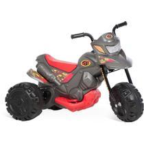 Moto Elétrica - 6V - XT3 Grafite - Bandeirante -