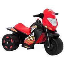 Moto Elétrica Ban Moto 6V Bandeirantes -