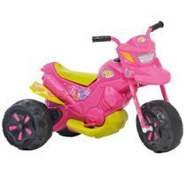 Moto Eletrica Bandeirante XT3 Fashion 6V 2701 - Rosa -
