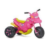 Moto Elétrica Bandeirante XT3 Fashion Rosa -
