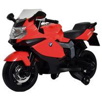 Moto Elétrica Banteirante BMW K1300 6V - Vermelha - Bandeirant