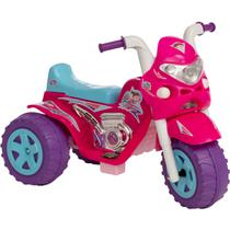 Moto Eletrica GP Raptor GIRL 6V. - Harder Eletro