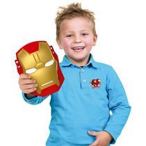Moto Elétrica Infantil Bandeirante - EL 6V - Vingadores Homem de Ferro -
