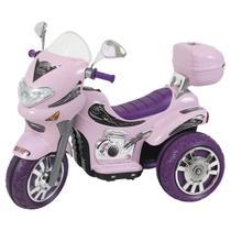 Moto Elétrica Infantil Biemme Sprint Turbo Rosa -