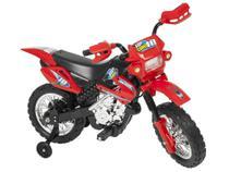 Moto Elétrica Infantil Cross  - Homeplay -