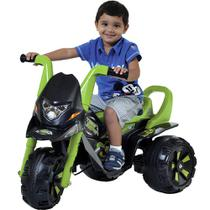 Moto Elétrica Infantil Fox G-Force Teen Hunter Verde Biemme