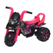 Moto Elétrica Infantil Fox G-Force Teen Monstro P 6V Biemme