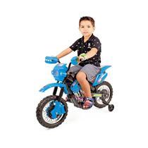 Moto Elétrica Infantil Moto Cross-XPLAST -