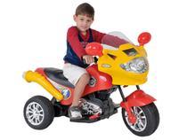 Moto Elétrica Infantil Speed Chooper  - com Som de Motor - Homeplay