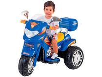 Moto Elétrica Infantil Sprint Turbo Azul - 2 Marchas Biemme