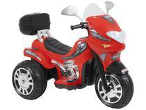 Moto Elétrica Infantil Sprint Turbo Vermelha - 2 Marchas Biemme