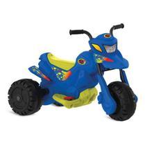 Moto Elétrica Infantil XT3 - 6V - Bandeirante -  AZUL - Brinquedos Bandeirante