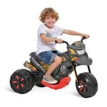 Moto Elétrica Infantil XT3 Grafite  6V - Bandeirante -
