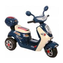 Moto Elétrica Lambreta Bel Fix -