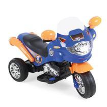 Moto Elétrica - Speed Chopper 248 - Azul - Homeplay