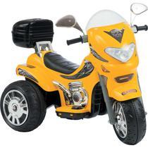 Moto Eletrica SPRINT Turbo Amarela 12V. - Biemme