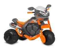 Moto Elétrica Supersport Preto 6V 2594 - Bandeirante -