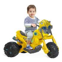 Moto Elétrica Transformers 6V - Bandeirante -