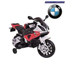 Moto Elétrica Vermelha BMW 12V - Bel Brink