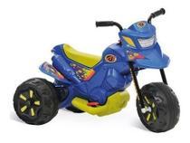Moto Elétrica - Xt3 Azul 6v 2700 - Bandeirante - Brinquedos