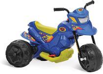 Moto eletrica xt3 azul 6v bandeirante - Bandeirantes