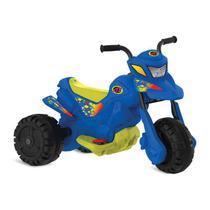 Moto Elétrica XT3 Fashion 6V Azul Bandeirante -