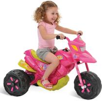 Moto eletrica xt3 fashion 6v bandeirante -