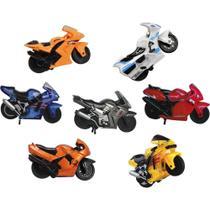 Moto Flash -  Sortido - Série 1 - Dtc -