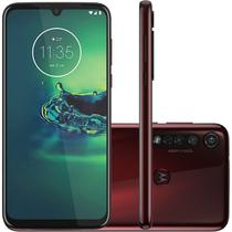 Moto g8 plus 64gb cereja - Motorola
