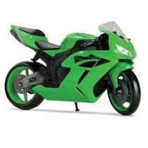 Moto Infantil Brinquedo Grande Racing Roma Brinquedos -
