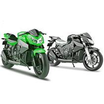 5632419f7 Moto Naked Motorcycle 26cm Várias Cores Roma -