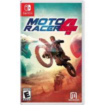 Moto Racer 4 Nintendo Switch Midia Fisica -