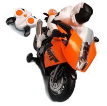 Moto X Controle Remoto Bateria Recarregável 2 Canais 360 - Weilong Toys