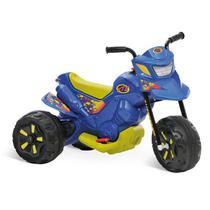 Moto Xt3 Azul Elétrica 6v - Bandeirante -