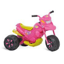 Moto XT3 Fashion EL 6V Bandeirante - 2701 - Brinquedos Bandeirante