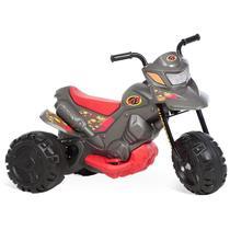 Moto xt3 (grafite) eletrica 6v bandeirante -