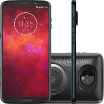 Moto Z3 Play Stereo Speaker Edition 64GB - Motorola
